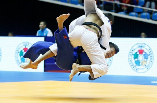 judo Algerie